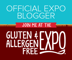 San Francisco's Gluten and Allergen Free Expo on January 25th and 26th. Held at San Mateo County Event Center from 9 am to 3 pm