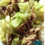 Slow Cooker Kalua Pork with Bacon and Cabbage Recipe