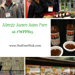 Allergy Aware Asian Fare at WFFS15