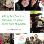 Allergy Friendly Products at the Winter Fancy Food Show 2015