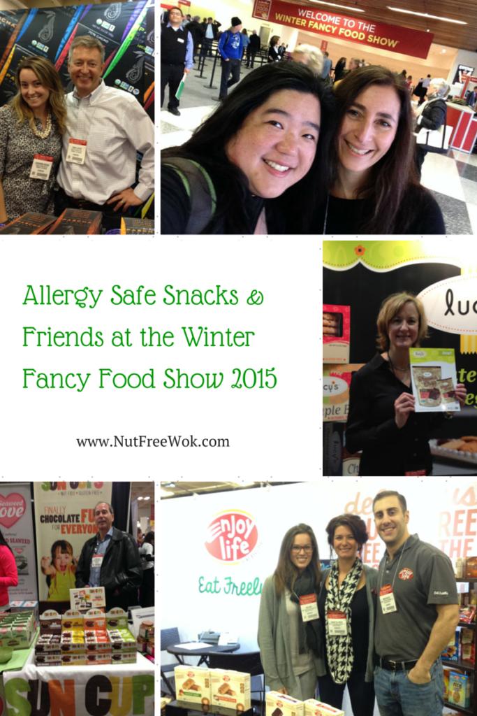 allergy friendly snacks fancy food show