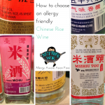How to Choose an Allergy Friendly Chinese Rice Wine