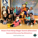 Mylan's Food Allergy Blogger Summit @Disneyland