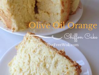 用无坚果炒锅煎出一片橄榄油橙雪纺蛋糕beplay手机下载