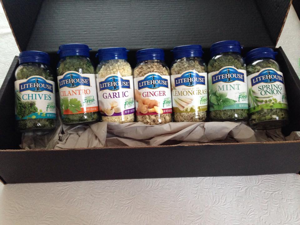 litehouse foods samples