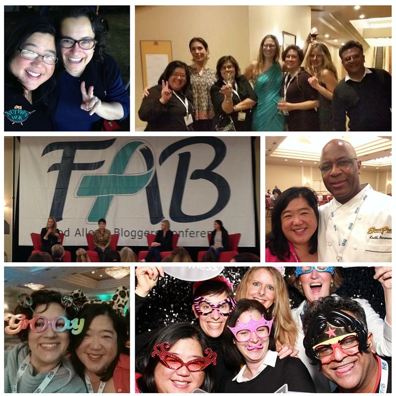 A Fabulous Time at #FABlogCon NutFreeWok