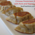 Chinese Potstickers Recipe: Pork & Napa Cabbage