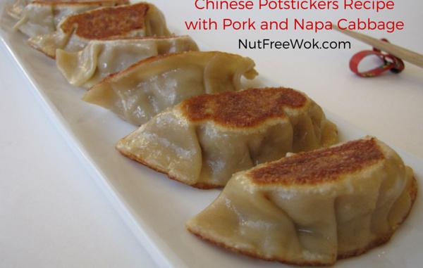 Asian Pot Sticker Recipes