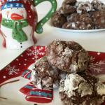 Baking with Children: Chocolate Crinkle Cookies Recipe