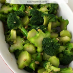 Broccoli Stir Fry with Ginger and Garlic Sauce Recipe