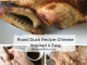 Roast Duck Recipe Nut Free Wok