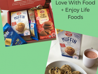 A Snack Box That Helps Others: Love With Food + Enjoy Life Foods