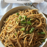 Garlic Noodles Recipe, Vietnamese Inspired