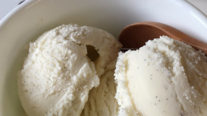 Creamiest Vanilla Bean Ice Cream Recipe Nut Free Wok