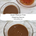 Asian Peanut Free Dipping Sauce
