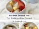 Nut-Free Almond Tofu Top 8 Allergen Free Dessert Nut Free Wok