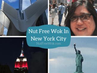 Nut Free Wok in New York City