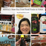 WFFS17: New Nut Free Food Finds & FSMA