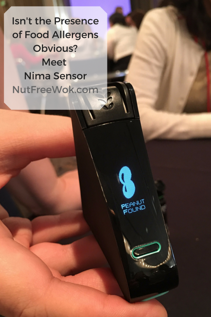 Isn't the Presence of Food Allergens Obvious? with Nima Sensor Peanut