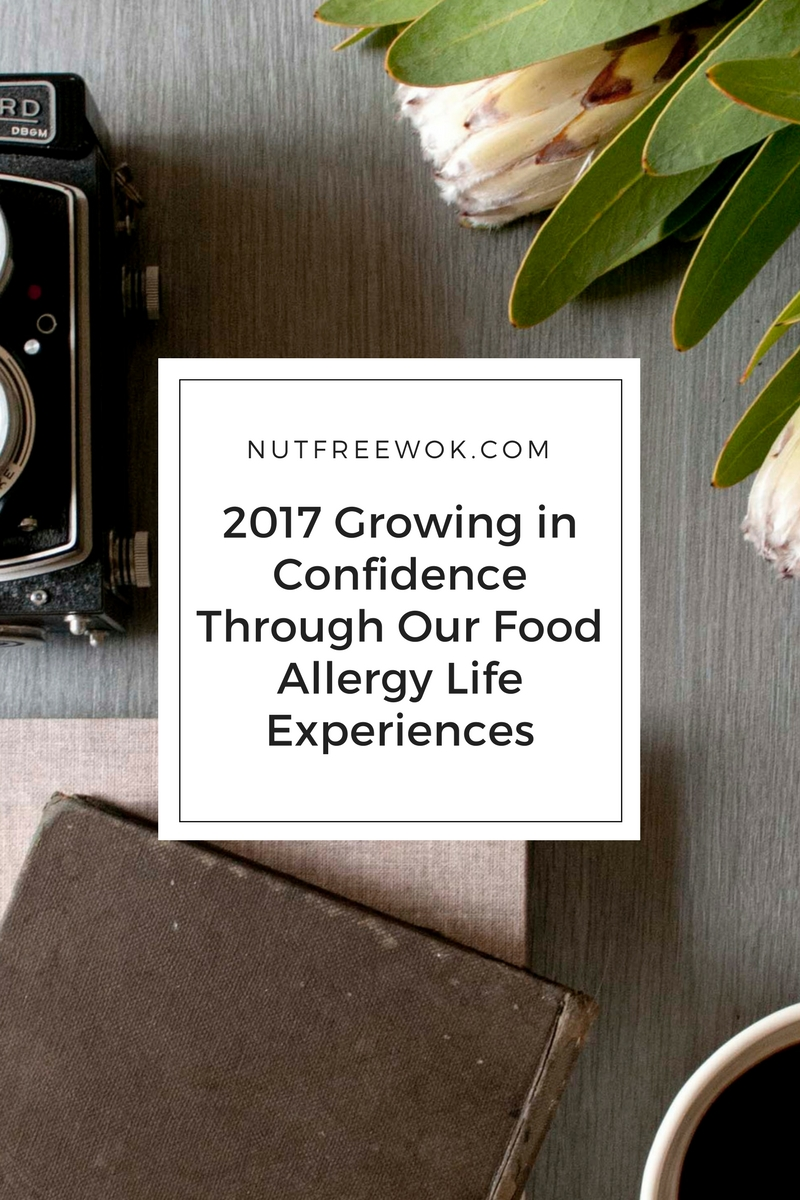 Growing in Confidence Through Our Food Allergy Life Experiences