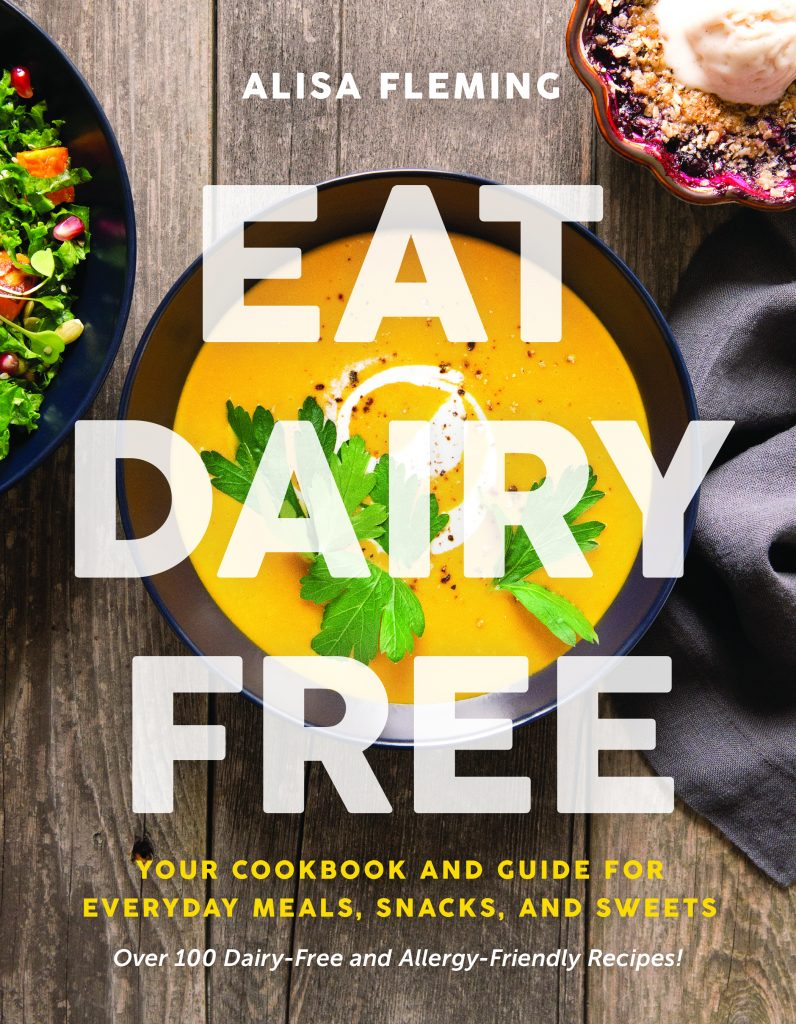 Cover of Eat Dairy Free book