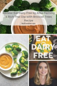 Eat Dairy Free review and recipe from Alisa Fleming