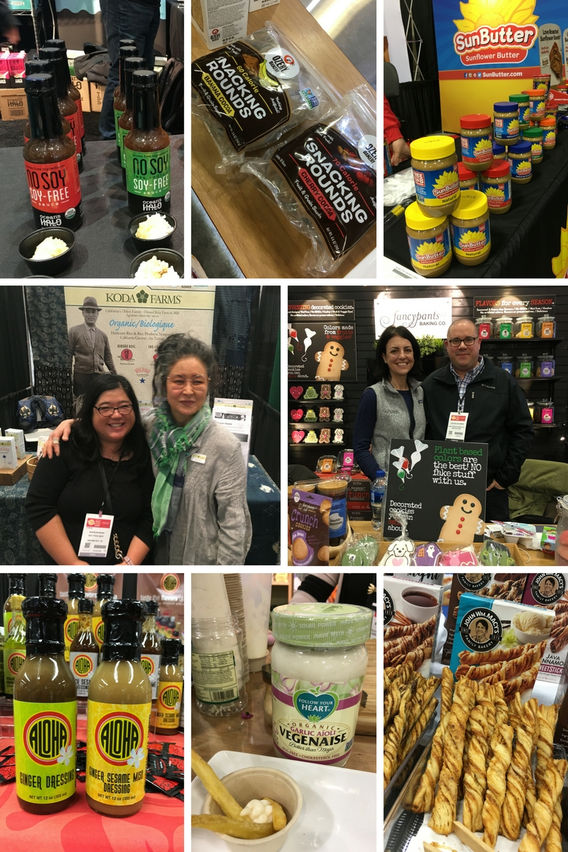 Nut Free Finds at WFFS18
