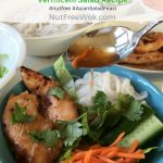 Vietnamese Chicken and Rice Vermicelli Salad Recipe