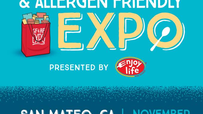 Gluten Free Allergen Free San Mateo November 17-18, 2018
