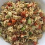 Easy Vegetable Fried Rice with Egg