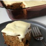 Incredible Irresistible Carrot Cake with Orange Cream Cheese Frosting Recipe