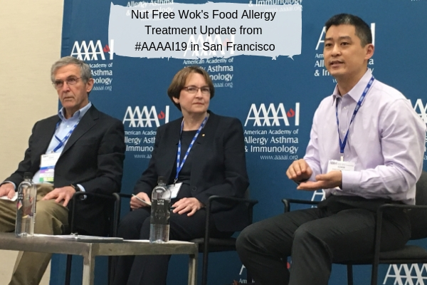 Dr. Sampson, Professor O'Hehir, and Dr. Kim discuss their latest research news at a #AAAAI19 press conference.