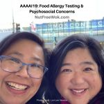 AAAAI19: Food Allergy Testing & Psychosocial Concerns