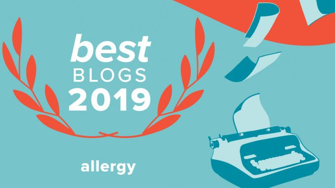 healthline best allergy blog