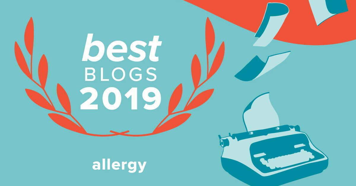 healthline best allergy blog