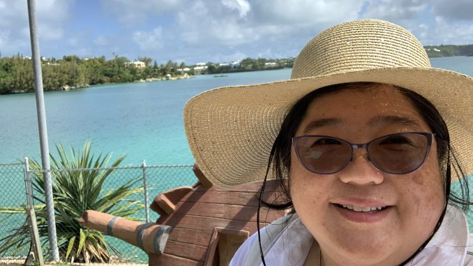 Food allergy travel strategies sharon in bermuda