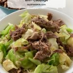 Instant Pot Kalua Pork with Cabbage