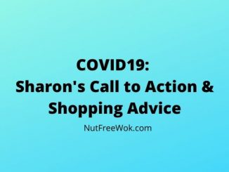 sharon's call to action and shopping advice for covid19