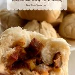 Easy No Knead Char Siu Bao (Steamed BBQ Pork Buns) – Nut Free Wok Recipe